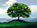 tree, art