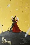 Little Prince, dancing, Antoine de saint-Exupery
