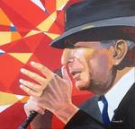 Leonard Cohen, singer, poet