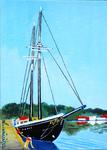 sailboat, schooner