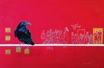 raven, crow, family saga, history