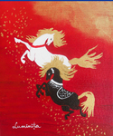 horses, russian fairy tales, fairy tales